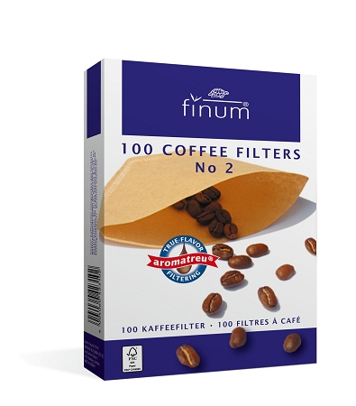 100 Coffee Filters No.2