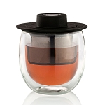 Hot Glass System 200 ml (8 oz) (with filter and hat)